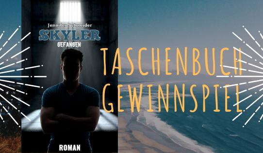 """""""Skyler – Gefangen"""" ab sofort als Taschenbuch erhältlich + Gewinnspiel"""