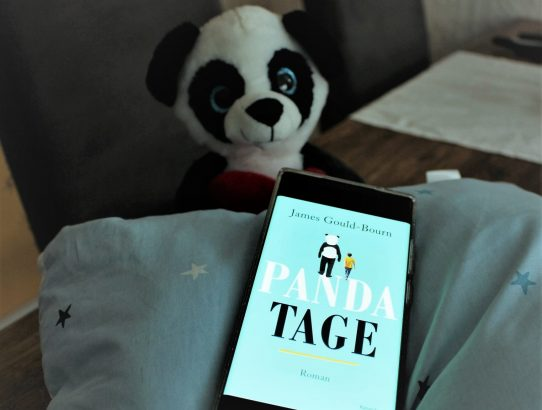 "Rezension zu ""Pandatage"" von James Gould-Bourn"
