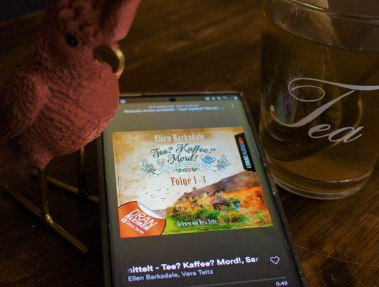"Rezension zu ""Tee? Kaffee? Mord!"" (Folge 3) von Ellen Barksdale"
