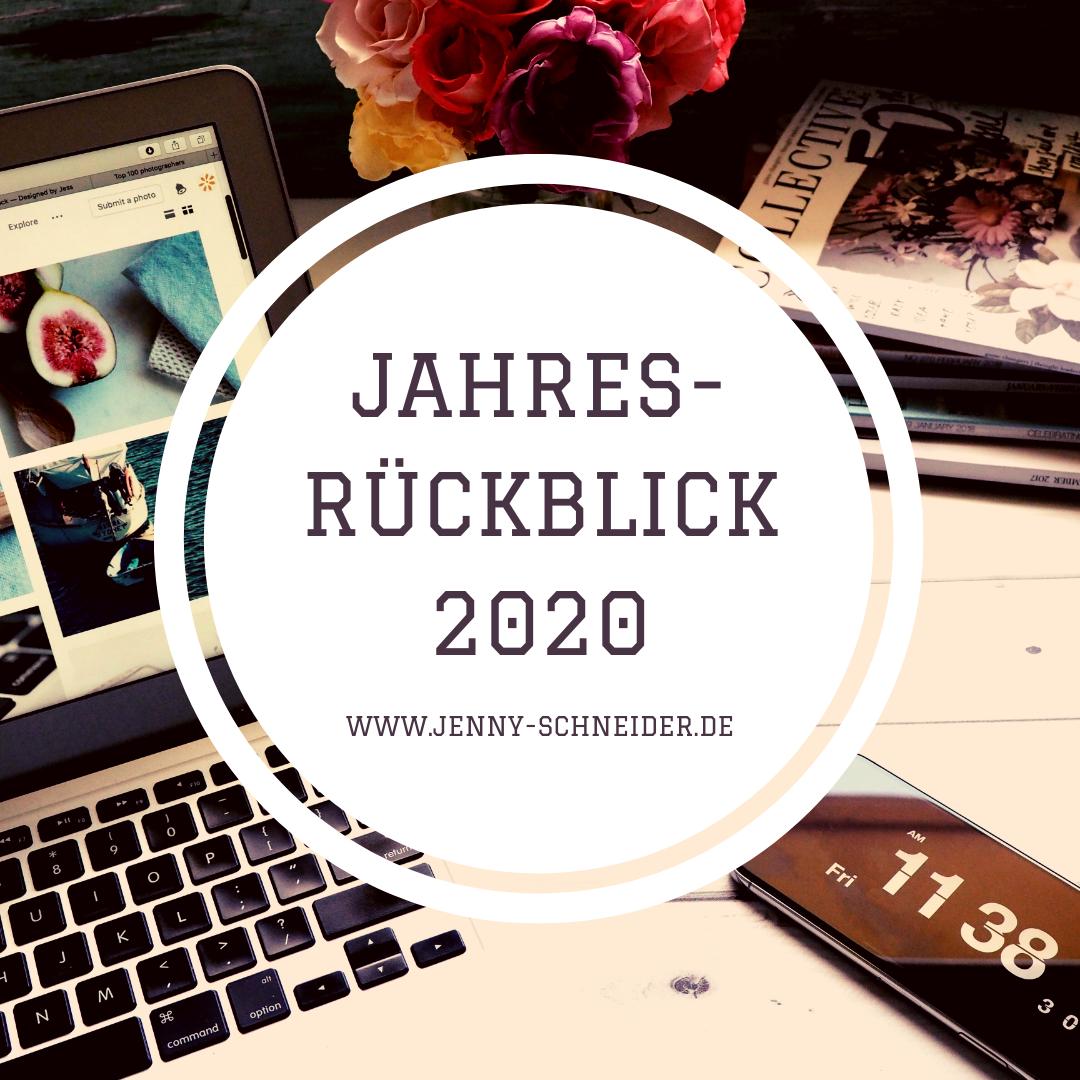 Jahresrückblick 2020 Bücher