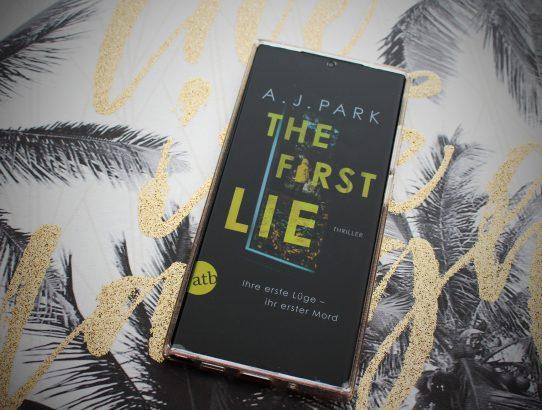 """Rezension zu """"The First Lie"""" von A. J. Park"""